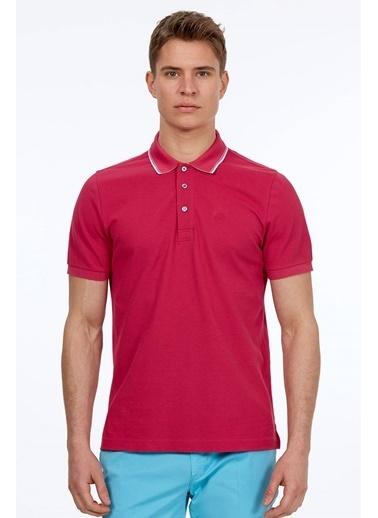 Hemington Polo Yaka Tişört Fuşya